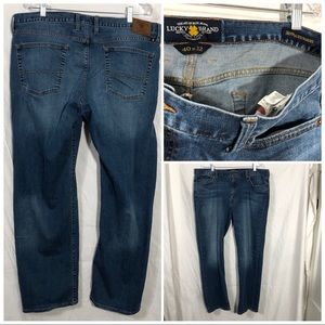 Lucky Brand Jeans 361 vintage straight Size 40
